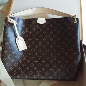 Authentic LV Bag - Graceful MM Monogram bag